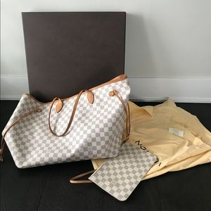 Louis Vuitton neverfull gm,PRICE FIRM